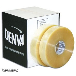 Denva Machine Tape 48mmx1000m Clear product image