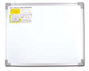 Whiteboard 450mm x 600mm product image