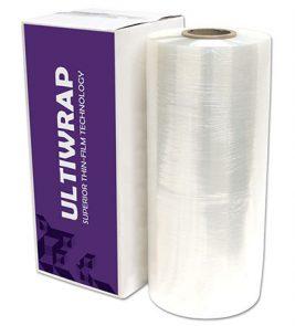 Ultiwrap 500mm x 2500m x12mu Machinewrap product image