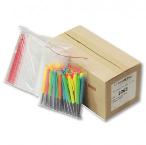 Click-Seal Zipper Bag 62mmx75mm product image