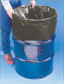 Drum Liner 40mu Black pk50 product image