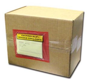 Doculope Packing Slip/Invoice Enclosed product image
