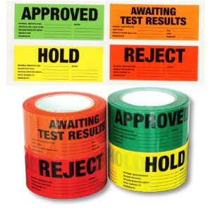 Approved Label 60mmx150mm product image