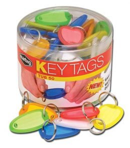 3605 Key Tags product image