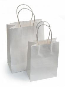 white-paper-gift-bags product image