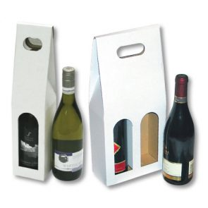 Wine Bottle Box Single product image