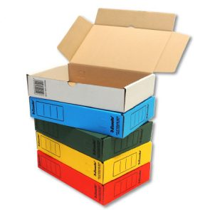 Foolscap File Carton White product image