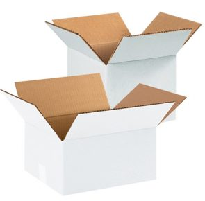 Small White Carton 250x250x200mm product image