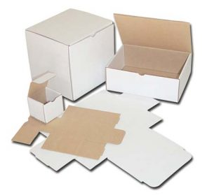 Diecut Box 100mmx75mmx37mm product image