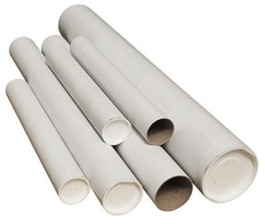 Mailing Tube White 100mm x 750mm product image