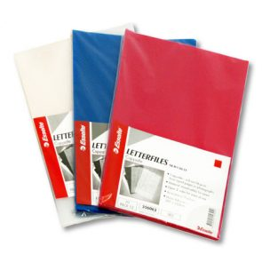 L-Pocket File Clear pk12 product image