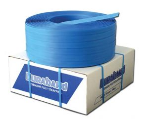 Polystrap 12mmx1000m Blue product image