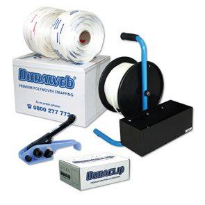 Duraweb 19mm Starter Pack - Blue product image