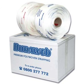 Duraweb 19mm x 500m Red product image
