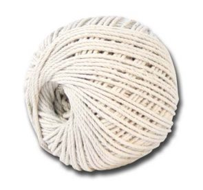 Marbig Cotton Twine 80m Natural product image