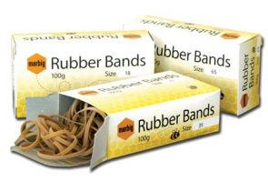 Rubber Bands #12 100g product image