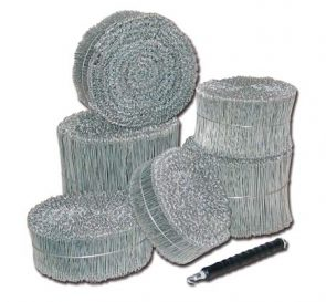 Wire Ties 100mm Light product image