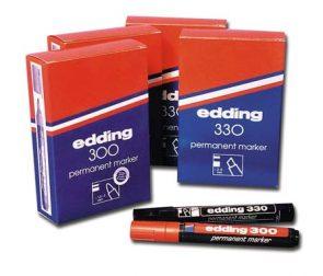 Edding 300 Black Bullet Tip product image