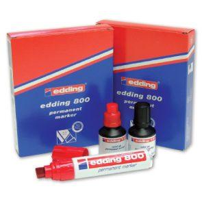 Edding 800 Black Jumbo Tip product image