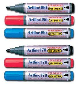 Artline 170 Black Bullet Tip product image
