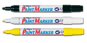 Artline Paint 400 White product image