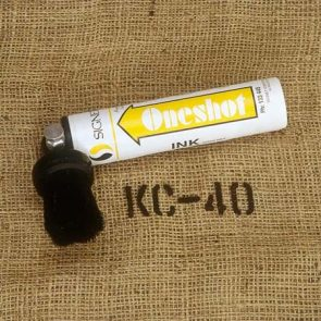 Oneshot Ink 125ml Black product image