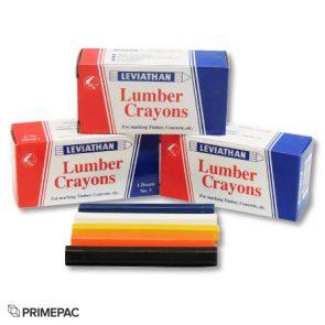 Lumber Crayon Yellow pk12 product image
