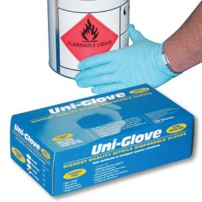 Nitrile Glove Small pk100 product image