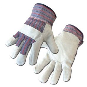 Leather Work Gloves product image