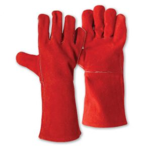 Welders Glove Red product image