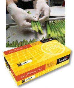 Powder Free Latex Glove XL pk100 product image