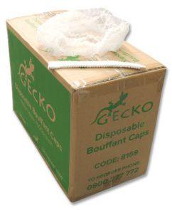 Gecko Premium Bouffant Caps pk1000 product image