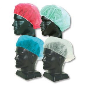 Bouffant Disposable Hat White pk100 product image