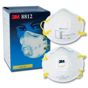 3M 8710 Dust Mask P1 pk20 product image