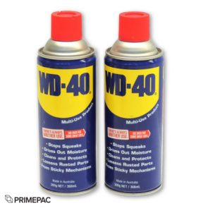 WD40 Lube Spray 350g product image