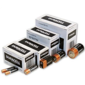 Duracell Size D Battery product image