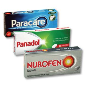 Panadol Tablets 20/pack product image