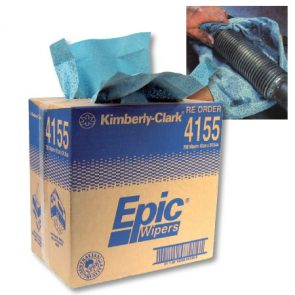 Epic Blue Wipes pk250 product image