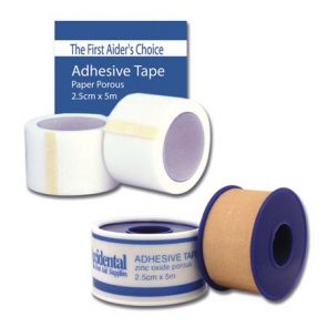 Porus Paper Tape 25mm x 5m product image