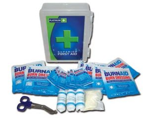 Emergency Burns First Aid Kit product image