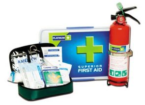 Vehicle & Extinguisher First Aid Kit product image