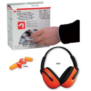 3M Earplugs 1100 200 pairs product image