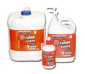 Orange Scrub 500ml product image