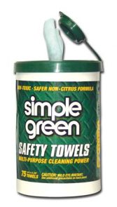 Simple Green HD Towels product image