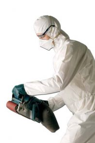 Disposable Coverall White XL product image
