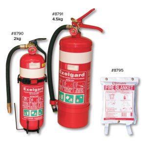 Extinguisher 2kg product image