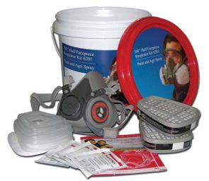 3M Agri-Paint Spray Respirator Kit product image