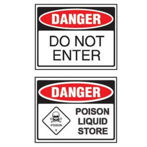 Do Not Enter Sign product image