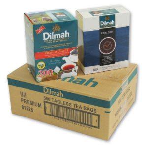 Dilmah Premium Teabag pk200 product image