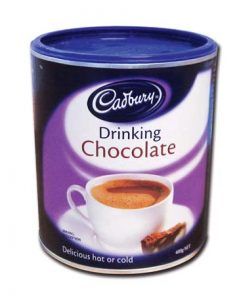 Cadbury Drinking Chocolate 400g product image